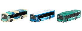 ザ・バスコレクション 大阪シティバス新デザインデビュー記念3台セット[トミーテック]《発売済・在庫品》