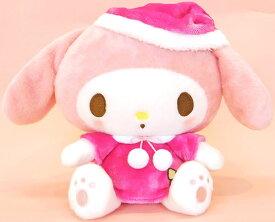 サンリオキャラクターズ ほっこりパジャマ マイメロディ M ぬいぐるみ[ナカジマコーポレーション]《発売済・在庫品》