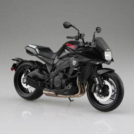 1/12 完成品バイク SUZUKI GSX-S1000S KATANA グラススパークルブラック[スカイネット]《発売済・在庫品》