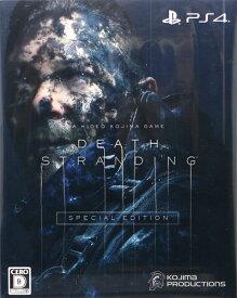 【特典】PS4 DEATH STRANDING スペシャルエディション[SIE]《在庫切れ》