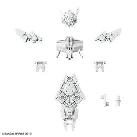 30MM 1/144 指揮官機用オプションアーマー[アルト用/ホワイト] プラモデル(再販)[BANDAI SPIRITS]《発売済・在庫品》