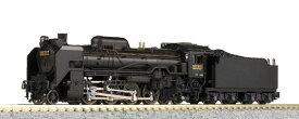 10-032 スターターセット D51 SL列車[KATO]【送料無料】《発売済・在庫品》