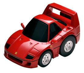 チョロQ zero Z-66a フェラーリF40(赤)[トミーテック]《発売済・在庫品》