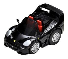 チョロQ zero Z-70b フェラーリF50(黒)オープン[トミーテック]《発売済・在庫品》