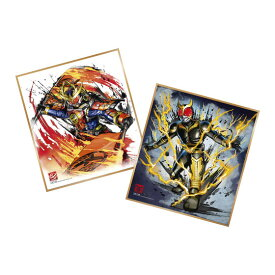 仮面ライダー 色紙ART4 10個入りBOX (食玩)[バンダイ]《発売済・在庫品》