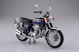 1/12 完成品バイク Honda CB750FOUR(K2) パープル[スカイネット]《09月予約》