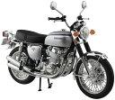 1/12 完成品バイク Honda CB750FOUR(K2) シルバー[スカイネット]《発売済・在庫品》
