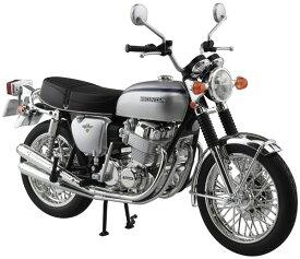1/12 完成品バイク Honda CB750FOUR(K2) シルバー[スカイネット]《10月予約》