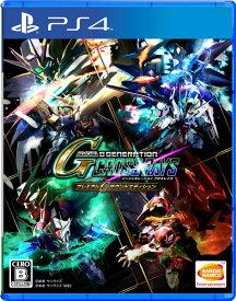 【特典】PS4 SDガンダム ジージェネレーション クロスレイズ プレミアムGサウンドエディション[バンダイナムコ]《11月予約》