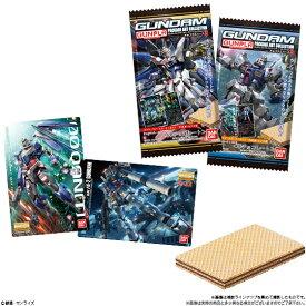 GUNDAMガンプラパッケージアートコレクション チョコウエハース3 20個入りBOX (食玩)[バンダイ]《10月予約》