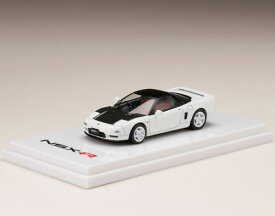 1/64 Honda NSX (NA1) Type R 1992 チャンピオンシップホワイト / カーボンフロントカウル[ホビージャパン]《11月予約》