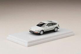 1/64 HondaCR-X SiR (EF8) White[ホビージャパン]《10月予約》