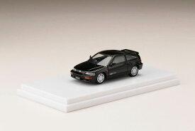 1/64 HondaCR-X SiR (EF8) Black[ホビージャパン]《10月予約》