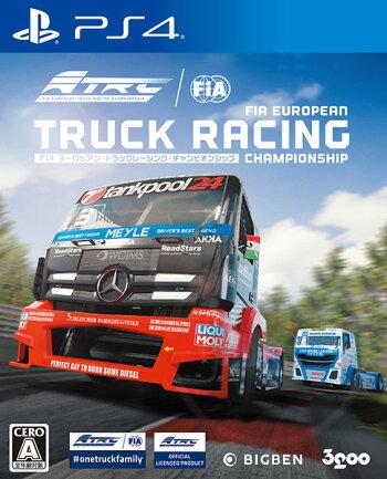 【特典】PS4FIAヨーロピアン・トラックレーシング・チャンピオンシップ[3goo]《10月予約》