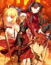 BD Fate/stay night [Unlimited Blade Works] Blu-ray Disc Box Standard Edition[アニプレックス]【送料無料】《発売済・在庫品》