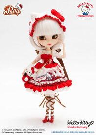 Pullip Hello Kitty★Pullip 45th Anniversary ver (プーリップ ハローキティ45thアニバーサリーバージョン)[グルーヴ]【送料無料】《11月予約》