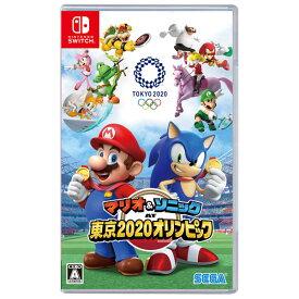 Nintendo Switch マリオ&ソニック AT 東京2020オリンピック[セガゲームス]【送料無料】《取り寄せ※暫定》