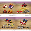 スーパーミニプラ 超電磁ロボ コン・バトラーV 4個入りBOX (食玩・仮称)[バンダイ]《12月予約》