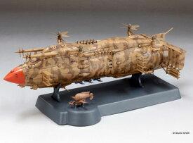 天空の城ラピュタ 飛行戦艦 ゴリアテ プラモデル[ファインモールド]《12月予約》