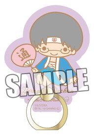 銀魂×Sanrio characters アクリルバンカーリング「志村新八」[ブロッコリー]《11月予約》