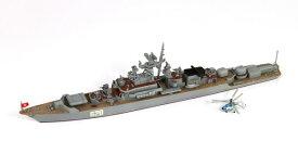 1/700 ロシア海軍 駆逐艦 クリバックI/II プラモデル(再販)[ピットロード]《12月予約※暫定》