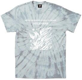 モンスターハンターワールド:アイスボーン タイダイTシャツ イヴェルカーナ XL[カプコン]《12月予約》