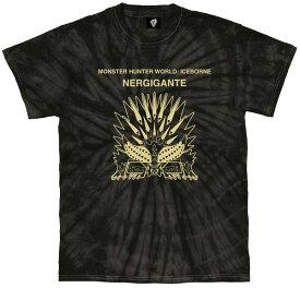 モンスターハンターワールド:アイスボーン タイダイTシャツ ネルギガンテ XL[カプコン]《12月予約》