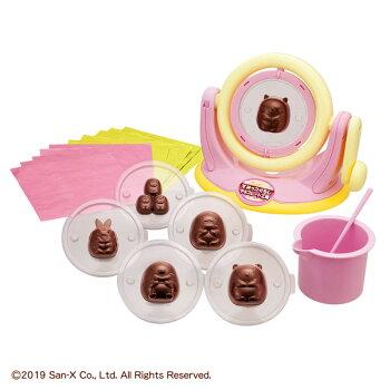 すみっコぐらしチョコレート工場[バンダイ]《発売済・在庫品》