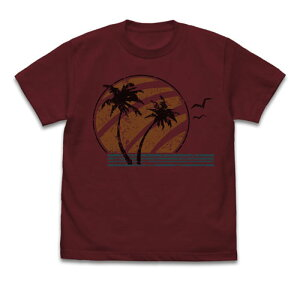 THE LAST OF US Ellie Tシャツ/BURGUNDY-S(再販)[コスパ]《11月予約》