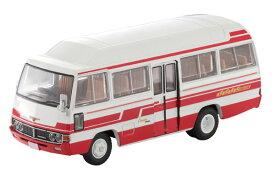 トミカリミテッドヴィンテージ LV-184b トヨタ コースター ハイルーフ デラックス車(白/赤)[トミーテック]《01月予約》