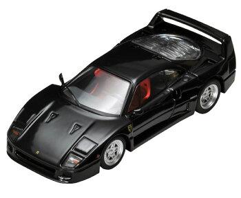 トミカリミテッドヴィンテージネオTLV-NEOフェラーリF40(黒)[トミーテック]《02月予約》