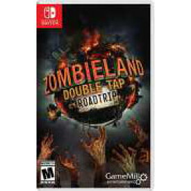 Nintendo Switch 北米版 Zombieland Double Tap[GameMill Entertainment]《在庫切れ》
