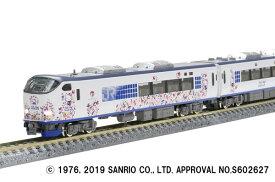 98674 JR 281系特急電車(ハローキティ はるか・Butterfly)セット(6両)[TOMIX]【送料無料】《発売済・在庫品》