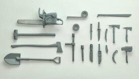 リトルアーモリー [LD026]近接武器セットA 1/12 プラモデル[トミーテック]《発売済・在庫品》