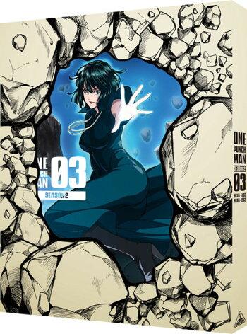 DVDワンパンマンSEASON2第3巻特装限定版[バンダイナムコアーツ]《12月予約》
