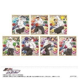 黒子のバスケ 箔押しミニ色紙コレクション 7個入りBOX[POMMOP]《02月予約》