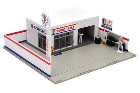 トミカラマ ヴィンテージ 05a タイヤショップ(ヨコハマタイヤ)[トミーテック]《03月予約》