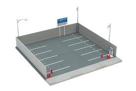 トミカラマ ヴィンテージ 03b 月極駐車場[トミーテック]《03月予約》