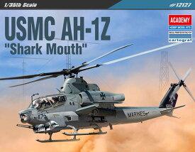 """1/35 AH-1Z ヴァイパー """"シャークマウス"""" プラモデル[アカデミー]《01月予約》"""