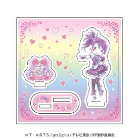 アクリルフィギュアプレート「プリパラ 5周年」04/東堂シオン(グラフアート)[A3]《01月予約》