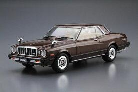 ザ・モデルカー No.41 1/24 トヨタ MX41 マークII/ チェイサー '79 プラモデル[アオシマ]《取り寄せ※暫定》