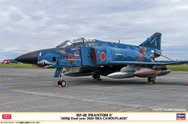 "1/48 RF-4E ファントムII ""501SQ ファイナルイヤー 2020""(洋上迷彩) プラモデル[ハセガワ]《02月予約》"