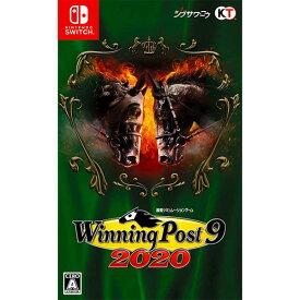 Nintendo Switch Winning Post 9 2020[コーエーテクモゲームス]【送料無料】《発売済・在庫品》