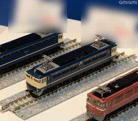 7125 JR EF65 1000形電気機関車(田端運転所・Hゴムグレー)[TOMIX]《01月予約》