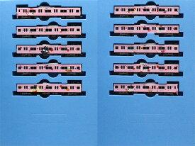A7474 京王9000系 「サンリオキャラクターズフルラッピングトレイン」 10両セット[マイクロエース]【送料無料】《発売済・在庫品》