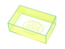 ミニ四駆 チェックボックス (全長・最大幅) ネオングリーン [ミニ四駆特別企画][タミヤ]《02月予約》