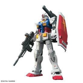 HG 1/144 RX-78-02 ガンダム(GUNDAM THE ORIGIN版) プラモデル 『機動戦士ガンダム THE ORIGIN』(再販)[BANDAI SPIRITS]《発売済・在庫品》