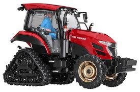 1/35 ヤンマー トラクター YT5113A デルタクローラ仕様 プラモデル[ハセガワ]《発売済・在庫品》