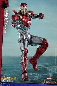 ムービー・マスターピース DIECAST スパイダーマン:ホームカミング 1/6 フィギュア アイアンマン・マーク47※延期・前倒し可能性大(再販)[ホットトイズ]【同梱不可】【送料無料】《01月仮予約》