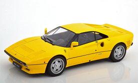 1/18 Ferrari 288 GTO 1984 yellow[KKスケール]《06月予約》